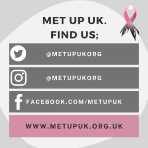 METUP Social Media links